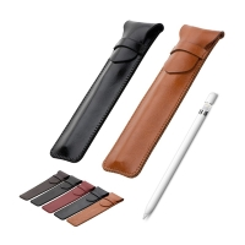 Obal / pouzdro pro Apple Pencil - umělá kůže / hladký