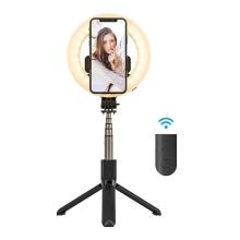 Bluetooth selfie tyč / tripod BLITZWOLF BW-BS8 - Bluetooth - černá