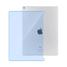 Kryt pro Apple iPad Pro 12,9 / 12,9 (2017) - výřez pro Smart Cover - gumový - modrý