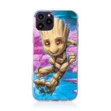 Kryt MARVEL pro Apple iPhone 11 Pro - malý Groot - gumový
