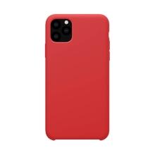 Kryt NILLKIN FlexCase pro Apple iPhone 11 Pro - příjemný na dotek - silikonový - červený