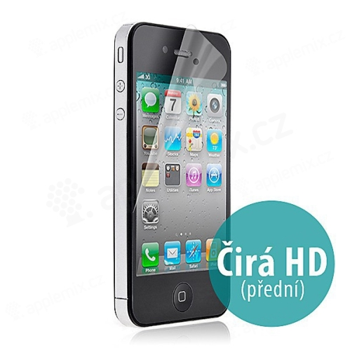 Ochranná fólie pro Apple iPhone 4 / 4S - čirá - HD