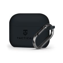 Pouzdro / obal TACTICAL pro Apple AirPods Pro - karabina - silikonové - černé