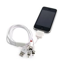 Video USB / AV kabel pro iPhone 3G