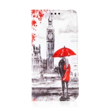 Pouzdro pro Apple iPhone 11 Pro - umělá kůže - milenci v Londýně