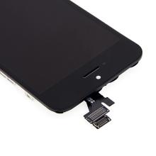 LCD panel + dotykové sklo (touch screen digitizér) pro Apple iPhone 5 - černý