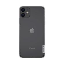 Kryt NILLKIN Nature pro Apple iPhone 11 - gumový - průhledný