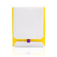 Ochranné pouzdro pro Apple iPad 1. / 2. / 3. / 4.gen. / Air 1. / 2.gen. - žlutobílé