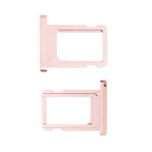 "Rámeček / šuplík na Nano SIM pro Apple iPad Pro 9,7"" - růžový (Rose Gold) - kvalita A+"