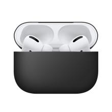 Pouzdro / obal SPIGEN pro Apple AirPods Pro - s karabinou - silikonové