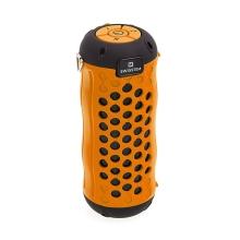 Reproduktor SWISSTEN Bluetooth - outdoor / odolný - gumový - oranžový