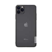Kryt NILLKIN Nature pro Apple iPhone 11 Pro Max - gumový - průhledný