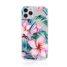 Kryt pro Apple iPhone 11 Pro Max - květiny - gumový