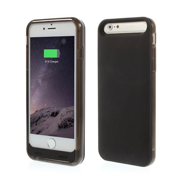 iFans baterie externí s krytem Apple iPhone 6   6S 3100mAh MFi  certifikovaná - černá 3889139a89d