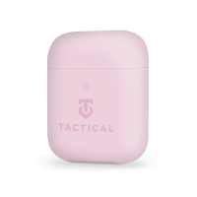 Pouzdro / obal TACTICAL pro Apple AirPods - příjemné na dotek - silikonové