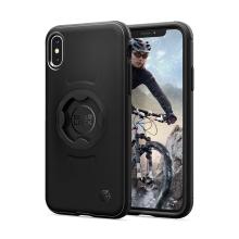 Kryt SPIGEN Gearlock CF101 pro Apple iPhone X / Xs - černý