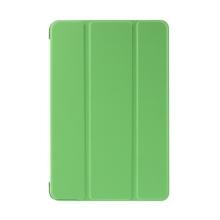 Plastové pouzdro / kryt + Smart Cover pro Apple iPad mini 4 - funkce chytrého uspání a probuzení - zelené