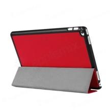 Pouzdro / kryt pro Apple iPad Pro 12,9 - integrovaný stojánek - umělá kůže - červené