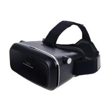 Vrituální VR brýle SHINECON 3D + sluchátka - 6. generace - černé