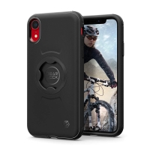 Kryt SPIGEN Gearlock CF102 pro Apple iPhone Xr - černý