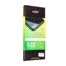 Tvrzené sklo (Tempered Glass) RURIHAI pro Apple iPhone Xs Max - na přední stranu - černý rámeček - 3D - 0,3mm