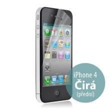 Obyčejná ochranná fólie pro Apple iPhone 4 / 4S - čirá
