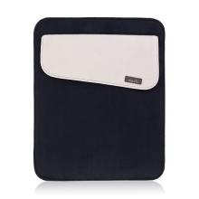 """Pouzdro Moshi pro Apple iPad velikosti 9,7"""" - umělá kůže - černé / šedé"""