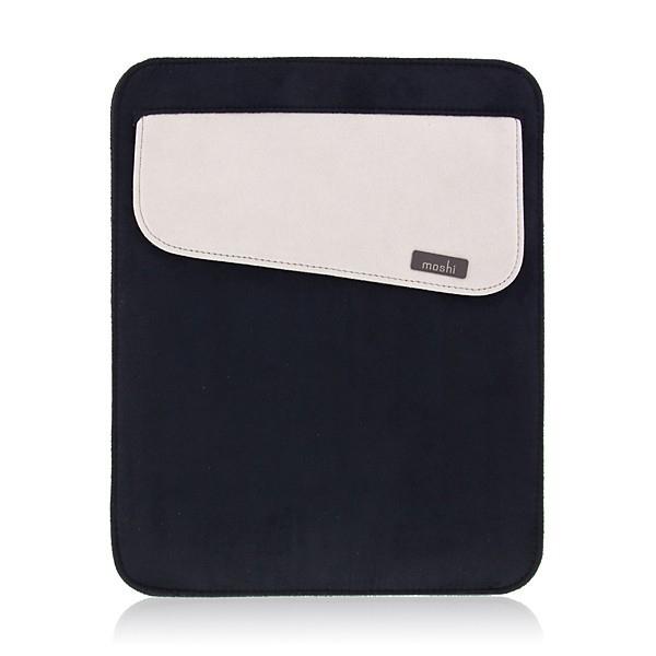 """Pouzdro Moshi pro Apple iPad velikosti 9,7"""" - černé / šedé"""