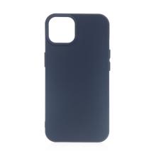 Kryt pro Apple iPhone 13 - silikonový - tmavě modrý