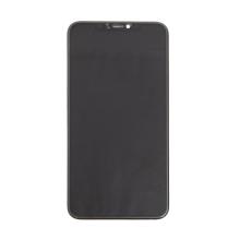 OLED panel + dotykové sklo (touch screen digitizér) pro Apple iPhone 11 Pro Max - černý - kvalita A+