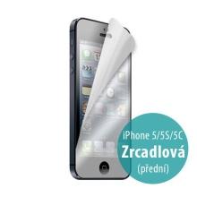 Ochranná fólie pro Apple iPhone 5 / 5C / 5S / SE - zrcadlová