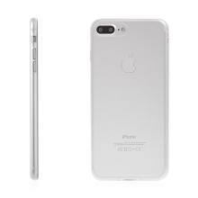 Kryt pro Apple iPhone 7 Plus / 8 Plus gumový tenký - průhledný
