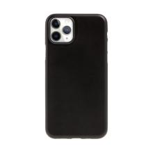 Kryt USAMS Gentle pro Apple iPhone 11 Pro Max - ultratenký - plastový - černý