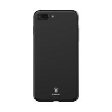 Kryt BASEUS pro Apple iPhone 7 Plus / 8 Plus - ultratenký - plastový - černý