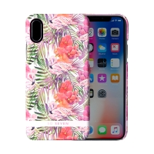 Kryt SO SEVEN Rio Flamingo pro Apple iPhone X / Xs - růžový