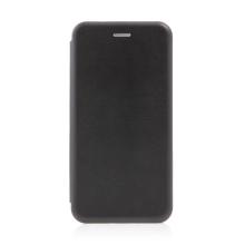 Pouzdro pro Apple iPhone 11 Pro Max - prostor pro platební kartu - umělá kůže - černé