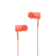 Sluchátka SWISSTEN pro Apple zařízení - špunty - ovládání + mikrofon - plast