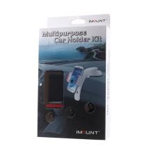 Držák do auta pro Apple iPhone - multifunkční - černý
