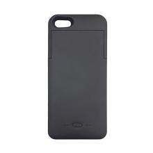 Externí baterie / kryt MAXNON pro Apple iPhone 5 / 5S / SE - 2200 mAh - černá