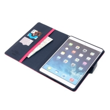 Ochranné pouzdro se stojánkem a prostorem pro platební karty pro Apple iPad Air 1.gen.