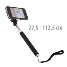 Teleskopická selfie tyč / monopod pro Apple iPhone / iPod a jiná zařízení