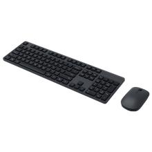 Klávesnice XIAOMI Bluetooth + myš optická bezdrátová - AAA baterie - černé