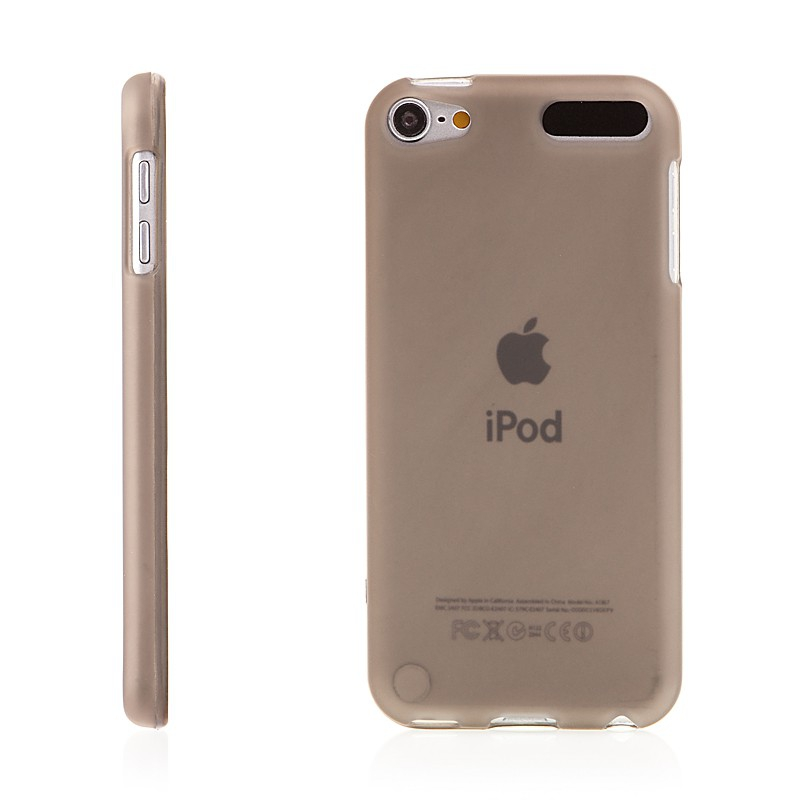 Kryt pro Apple iPod touch 5. / 6.gen. gumový - šedý