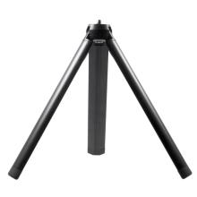 Stativ / tripod pro Apple iPhone - standardní 1/4 závit - hliníkový - černý