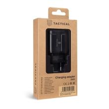 Nabíječka / EU napájecí adaptér TACTICAL - 3x USB - 15W