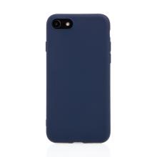 Kryt pro Apple iPhone 7 / 8 / SE (2020) - gumový - tmavě modrý