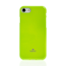 Kryt MERCURY Jelly pro Apple iPhone 7 / 8 - gumový - zelený