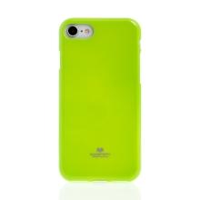 Kryt MERCURY Jelly pro Apple iPhone 7 / 8 / SE (2020) - gumový - zelený