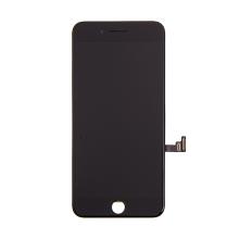 LCD panel + dotykové sklo (touch screen digitizér) pro Apple iPhone 7 Plus - osazený černý - kvalita A+