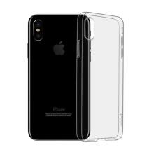Kryt HOCO pro Apple iPhone X- gumový - kouřový / šedý